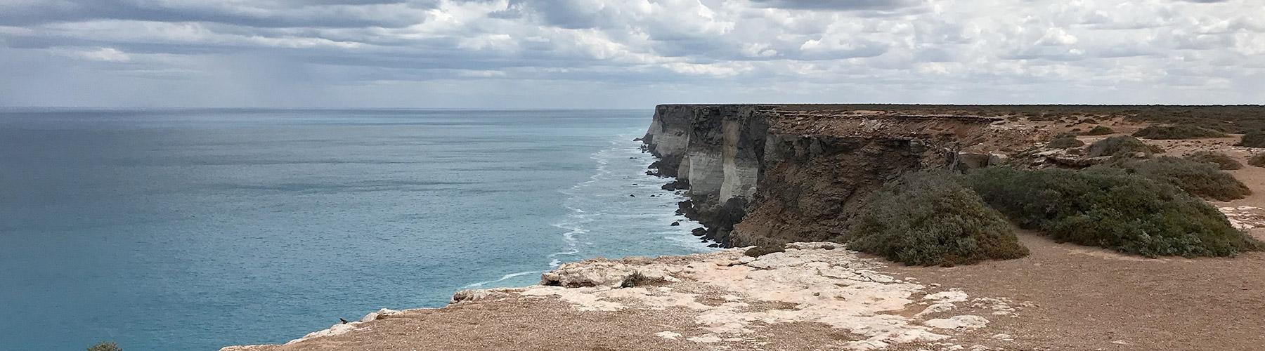 Coffs Harbour cliffs