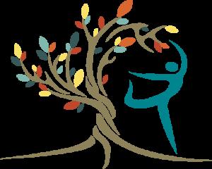 Life Chiropractic & Wellness Logo Colour Footer Retina